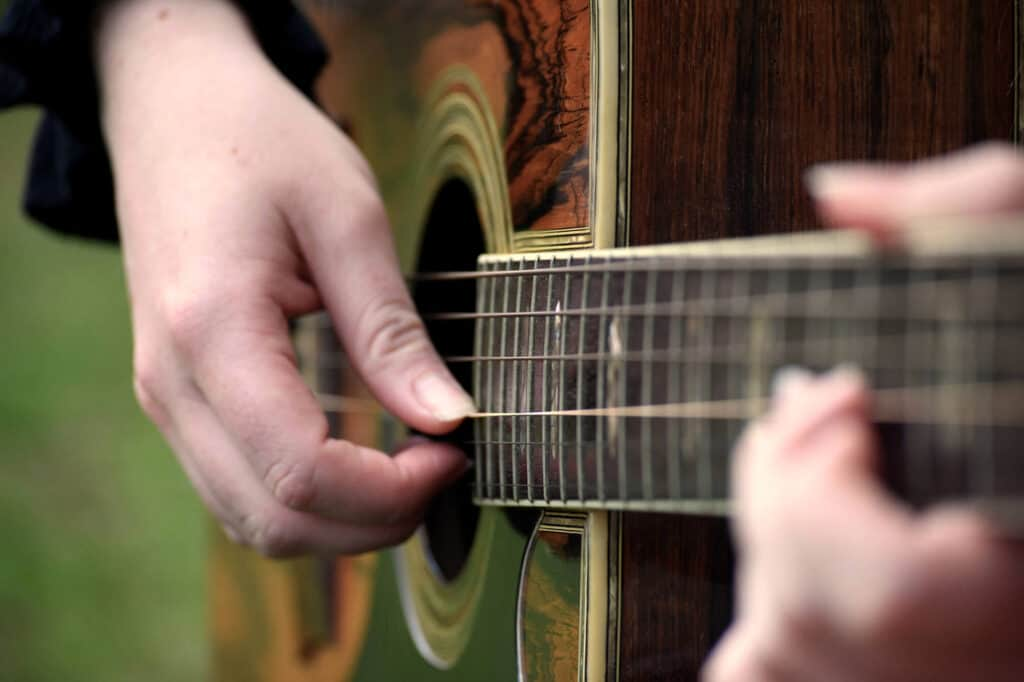 Can You Play Classical Guitar without Nails